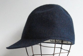 MOUNTAIN FERT CAP navy