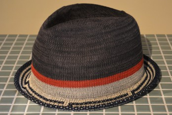 thermo hat chacoal