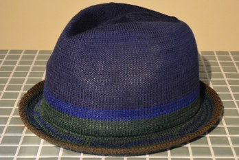 thermo hat navy